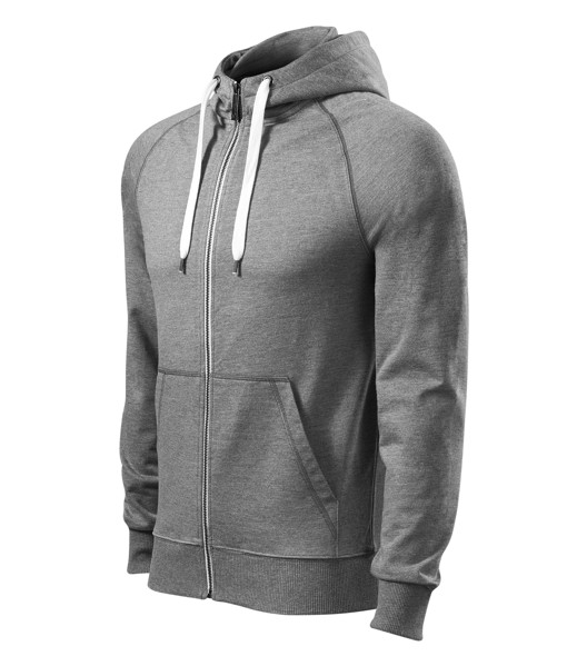 Sweatshirt Gents Malfinipremium Voyage - Dark Gray Melange / S