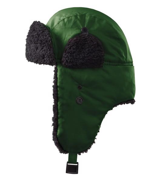 Čepice unisex Malfini Furry - Lahvově Zelená / S