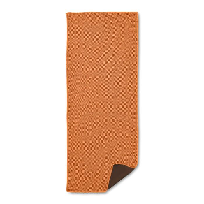 Sports towel Taoru - Orange