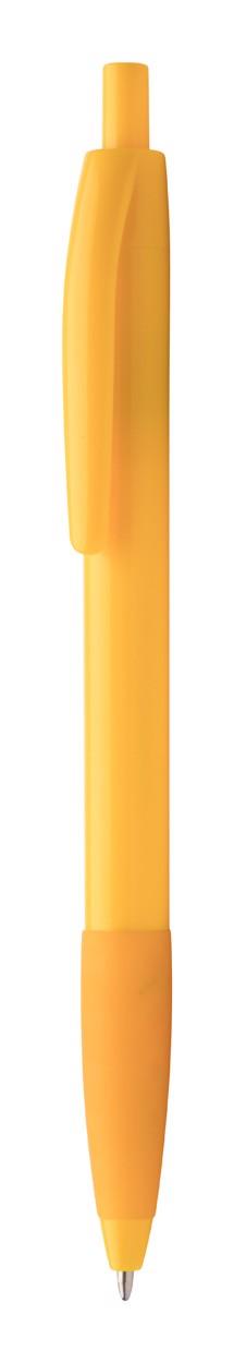 Kuličkové Pero Panther - Žlutá
