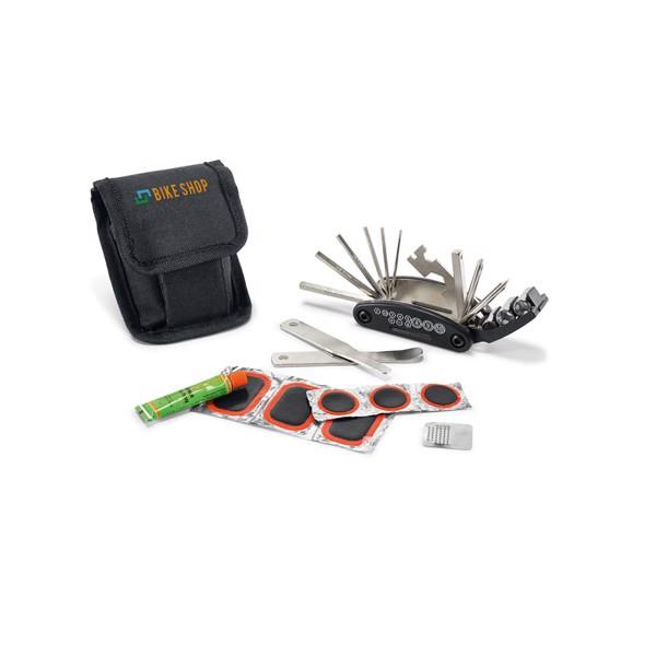ROGLIC. Set de herramientas para bicicleta