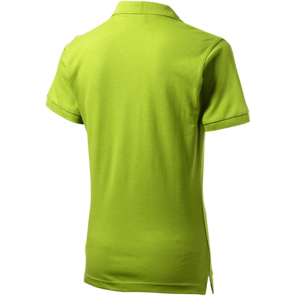 Forehand short sleeve ladies polo - Apple Green / XL