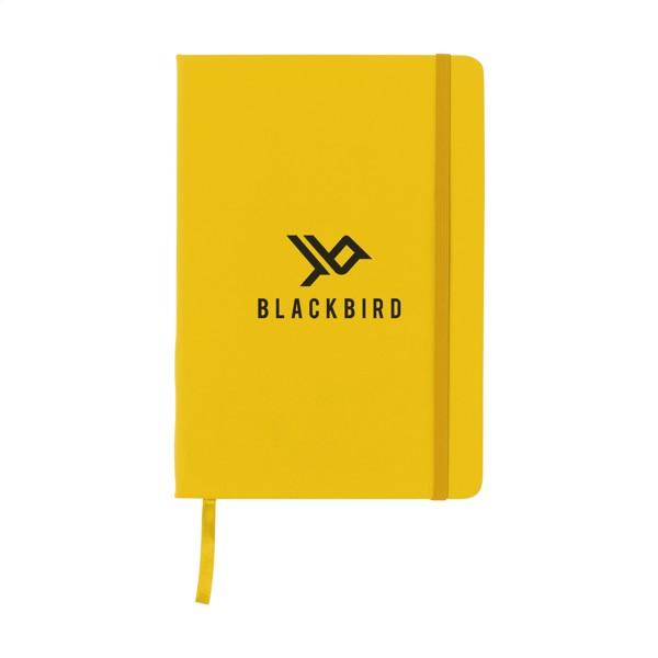 BudgetNote A5 Blanc - Yellow