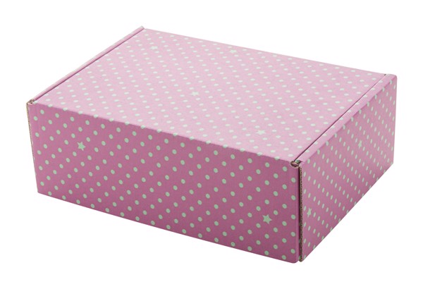 Dárková Krabice CreaBox Post S - Bílá