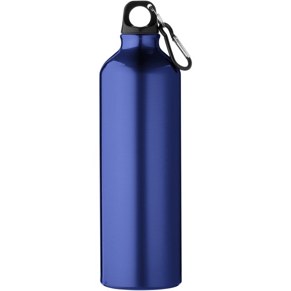 Pacific 770 ml sport bottle with carabiner - Blue