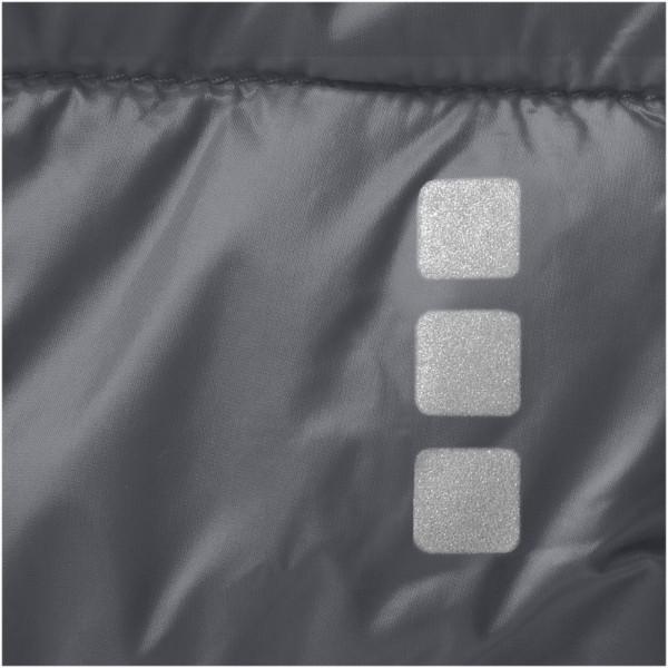 Fairview men's lightweight down bodywarmer - Steel grey / S