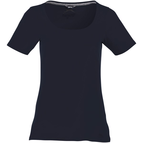 Dámské triko Bosey s hlubším kulatým výstřihem - Navy / S
