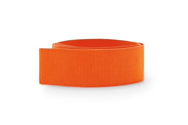 BURTON. Ribbon for hat - Orange