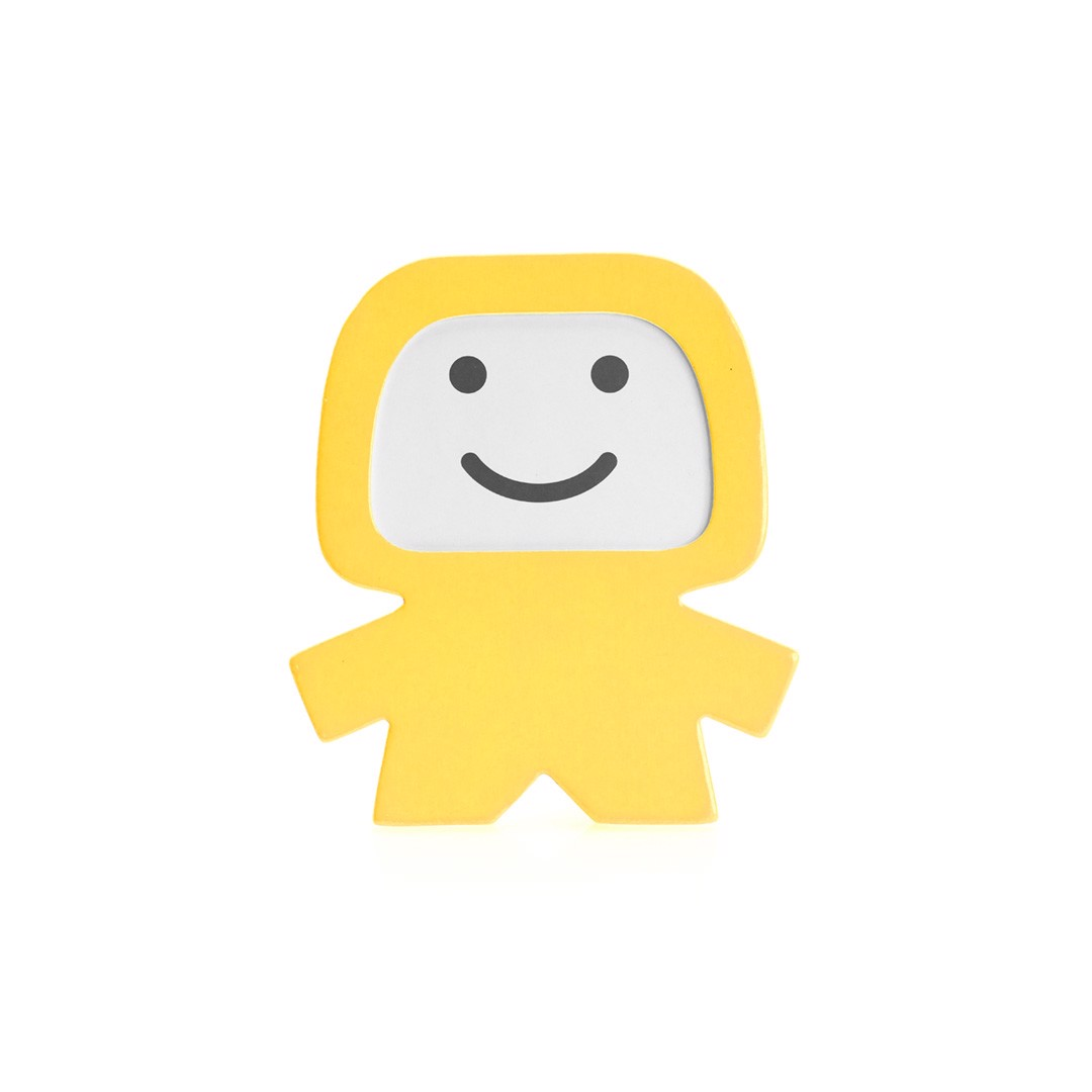 Porta-Retratos Torquis - Amarelo