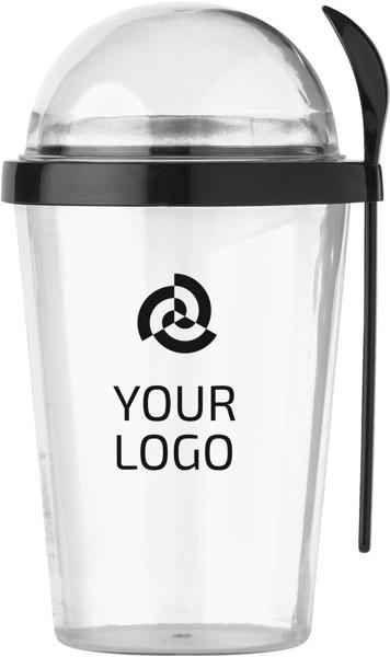 PP breakfast mug - White