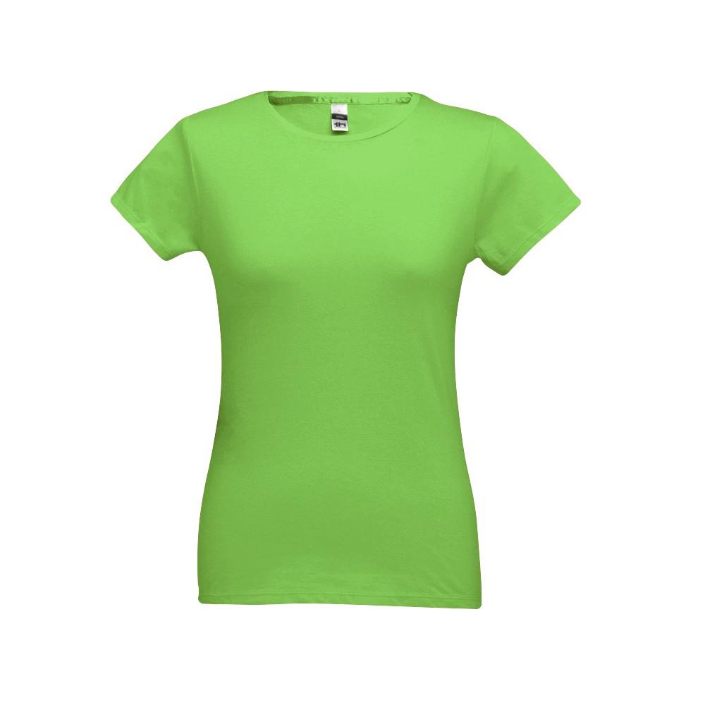 SOFIA. Women's t-shirt - Light Green / S