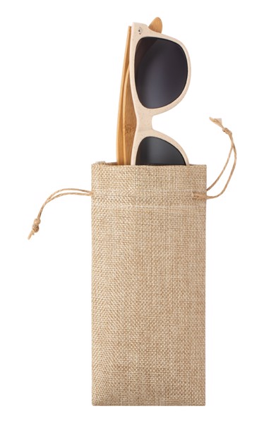 Sunglasses Case Silmax - Beige