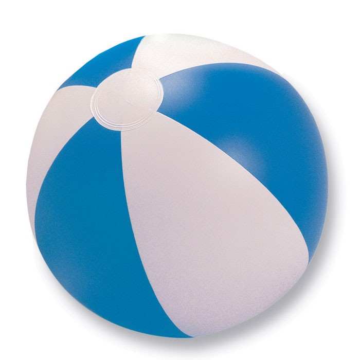 Inflatable beach ball Playtime - Blue
