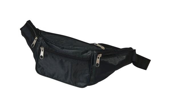 Waist Bag El Crown - Black