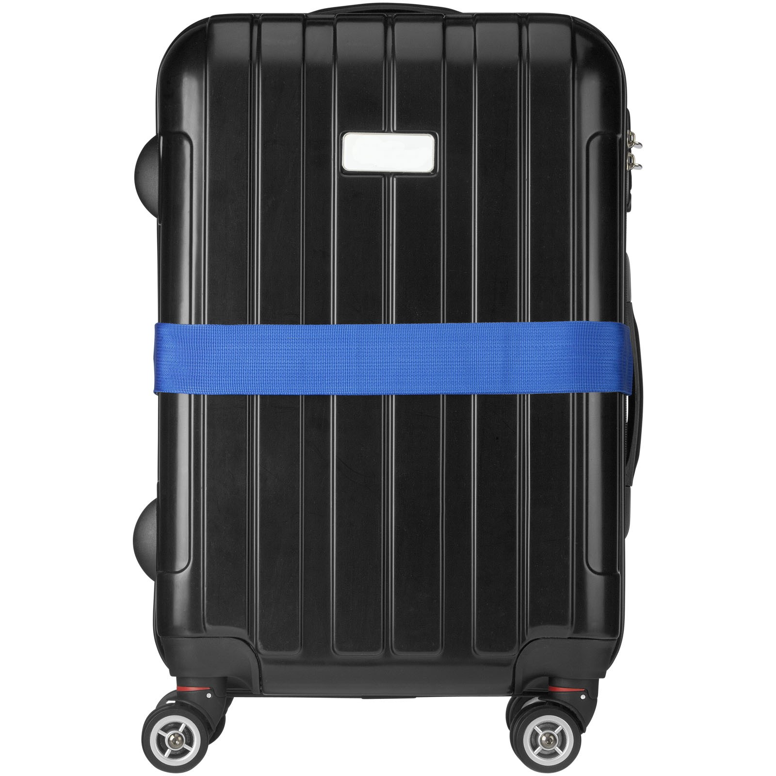 Saul suitcase strap - Royal blue