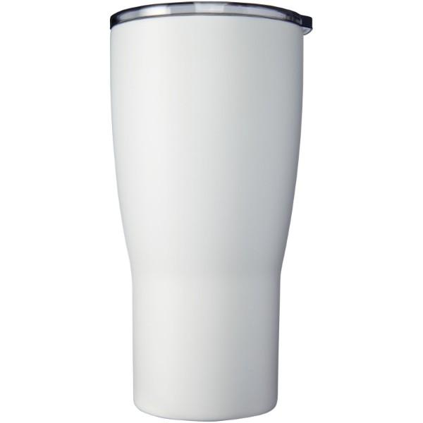 Vakuový termohrnek Nordic - Bílá