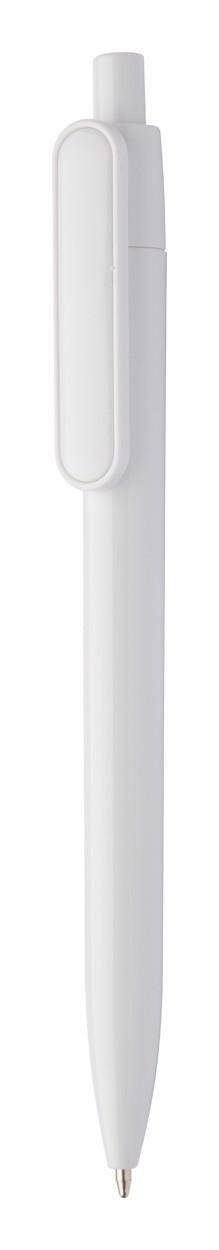Ballpoint Pen Banik - White