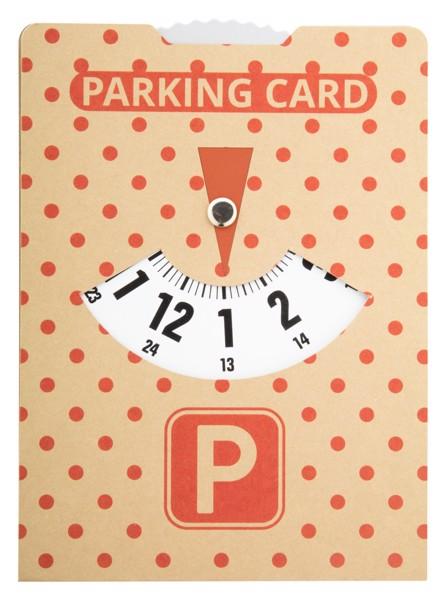 Parkovacín Karta CreaPark Eco - Přírodní