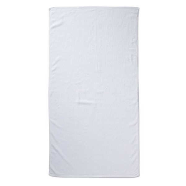 Beach towel Tuva - White