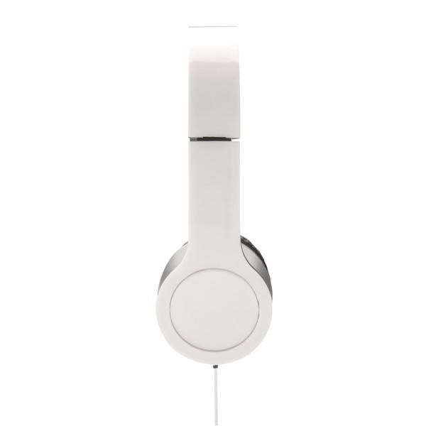 Základní sluchátka - Bílá