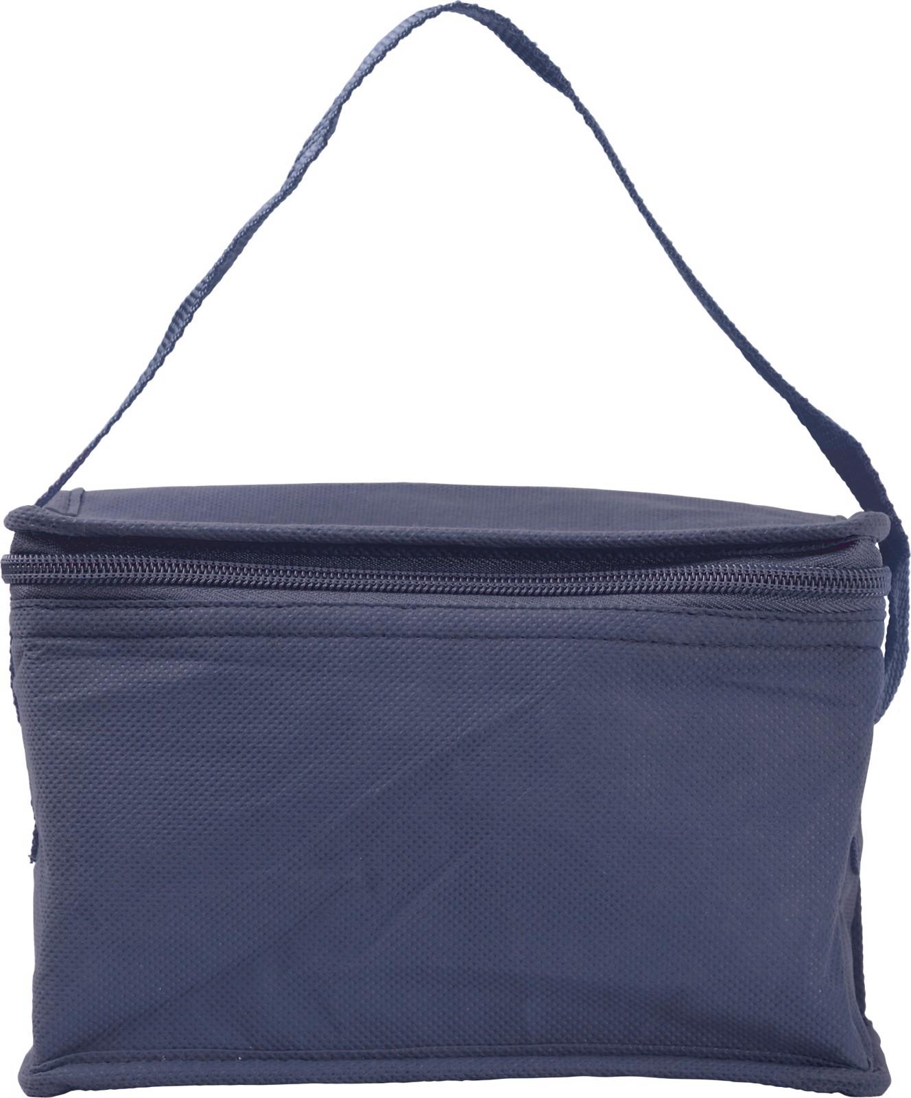 Nonwoven (80 gr/m²) cooler bag - Blue