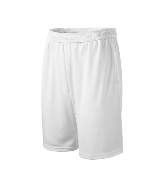Shorts Gents Malfini Miles - White / 3XL
