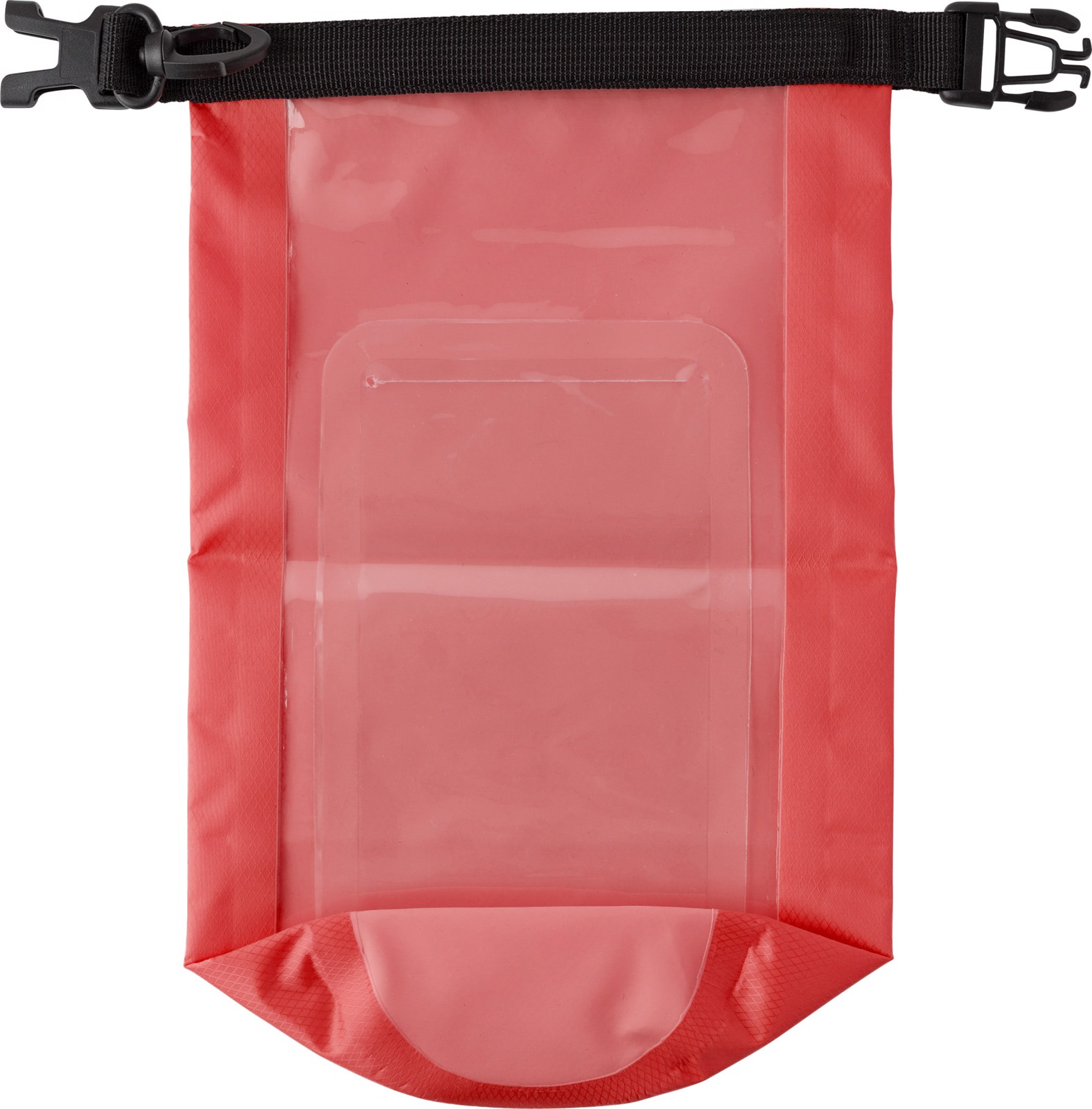 Polyester (210T) watertight bag - Red