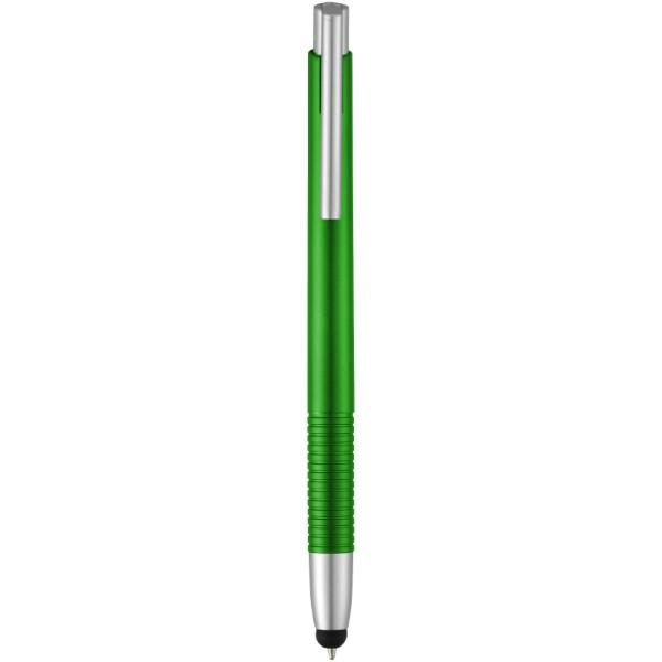Kuličkové pero a stylus Giza - Zelená