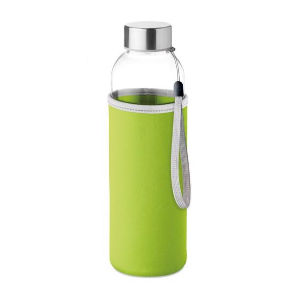 Butelka szklana 500ml Utah Glass - limonka