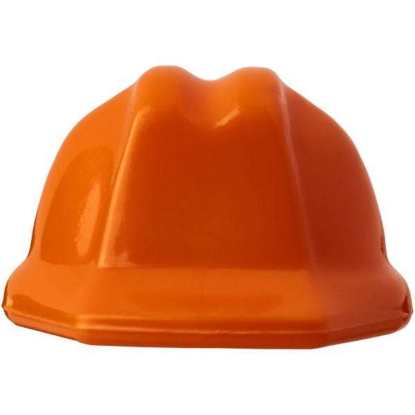 Kolt hard-hat-shaped keychain - Orange