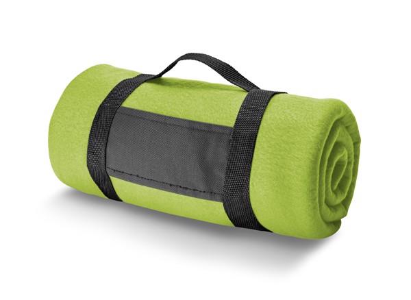 THORPE. Polar blanket 180 g/m² - Light Green