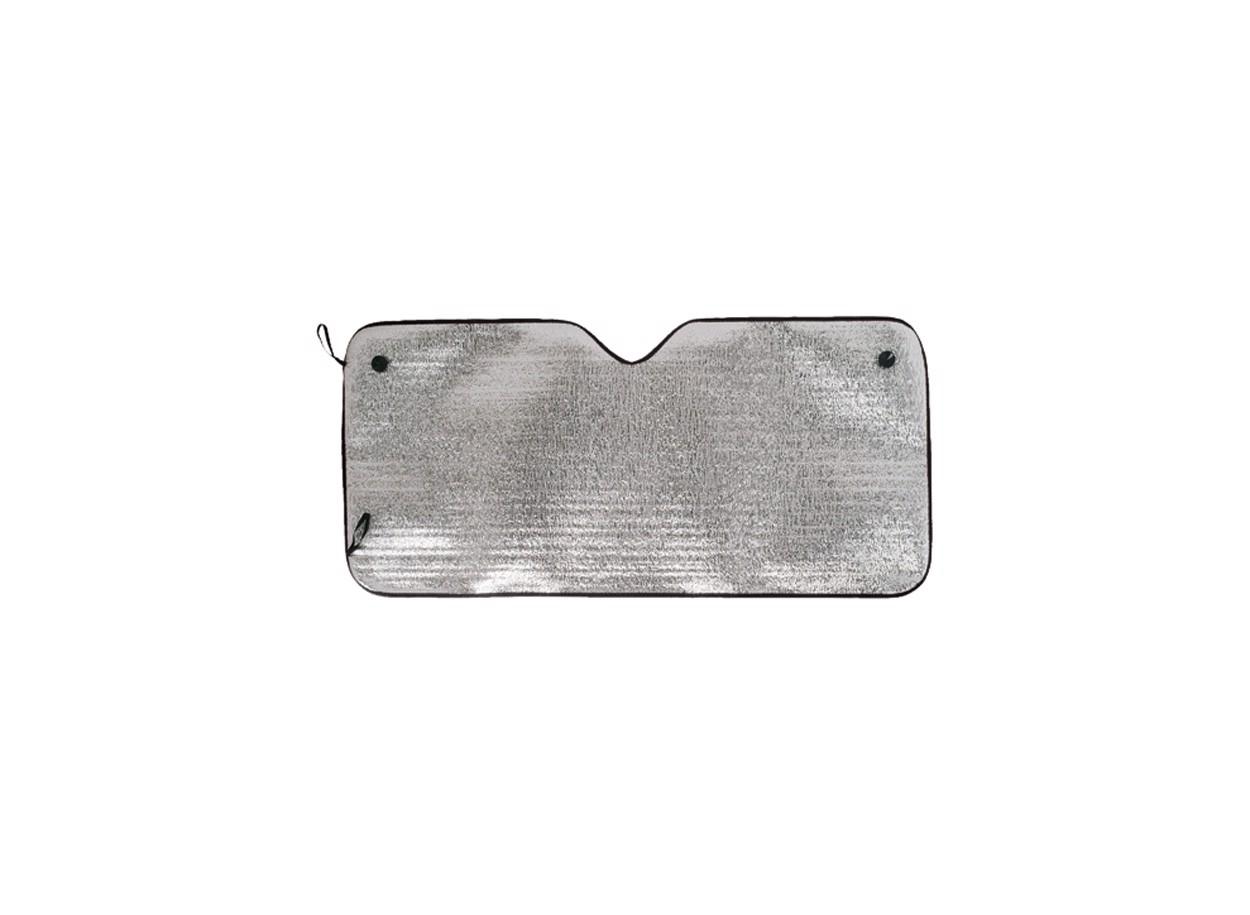 Car Sunshade Tormo - Silver / Black
