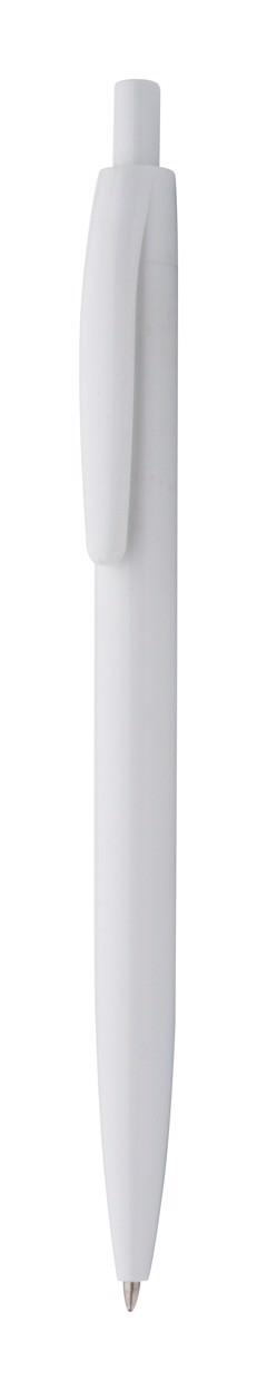 Ballpoint Pen Leopard - White
