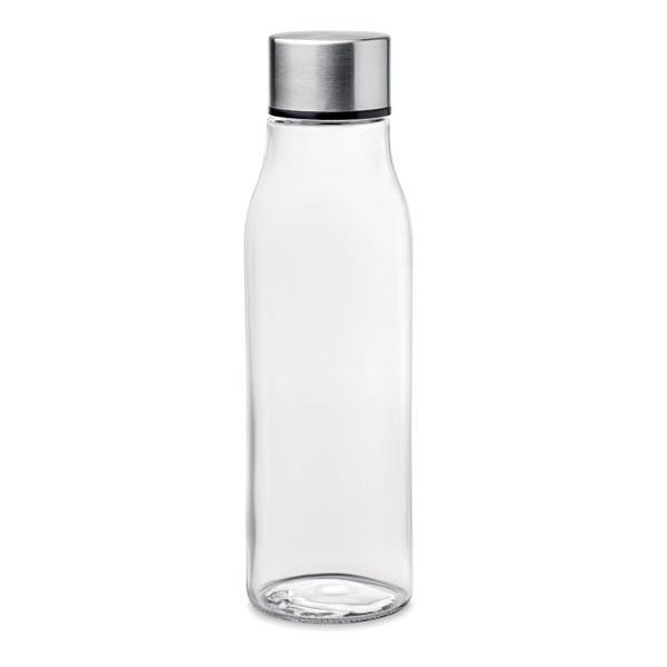 Glass drinking bottle 500 ml Venice - Transparent