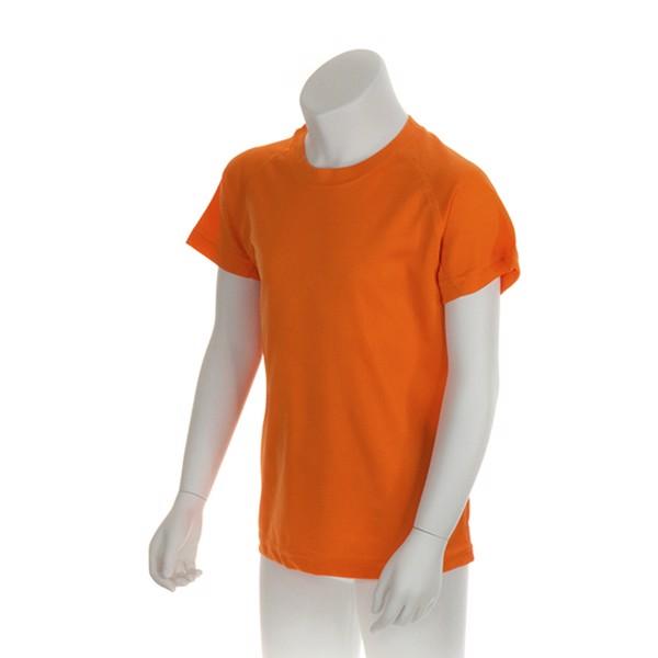 Camiseta Niño Tecnic Plus - Blanco / 4-5