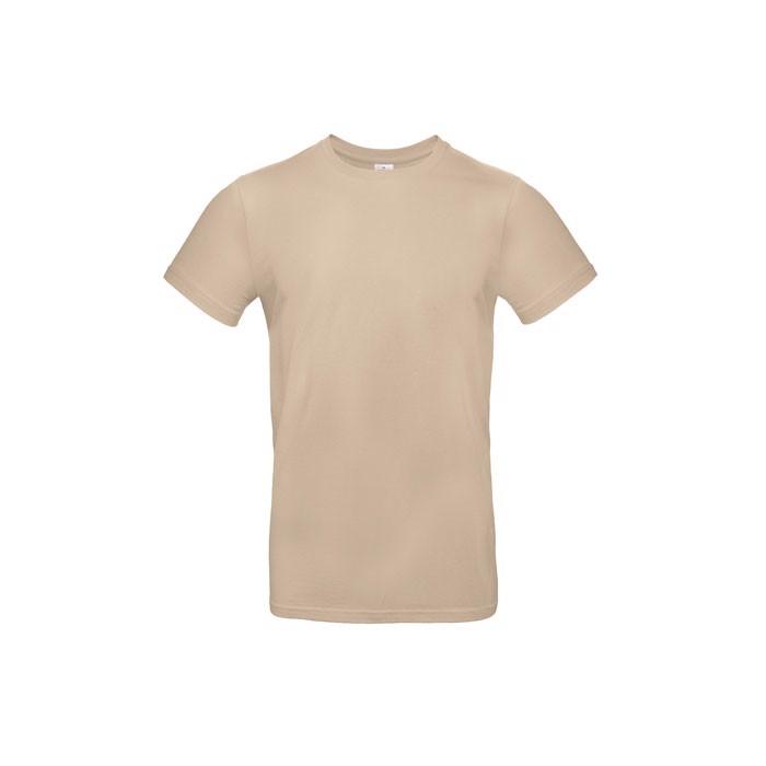 T-shirt male 185 g/m² #E190 T-Shirt - Sand / XL