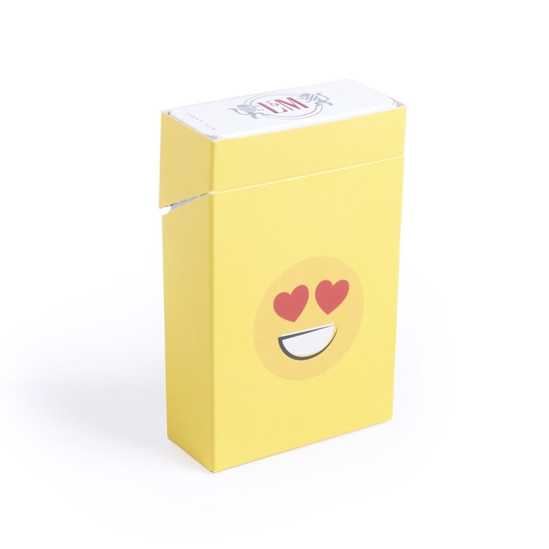 Embalagem para Tabaco Straik - Coração