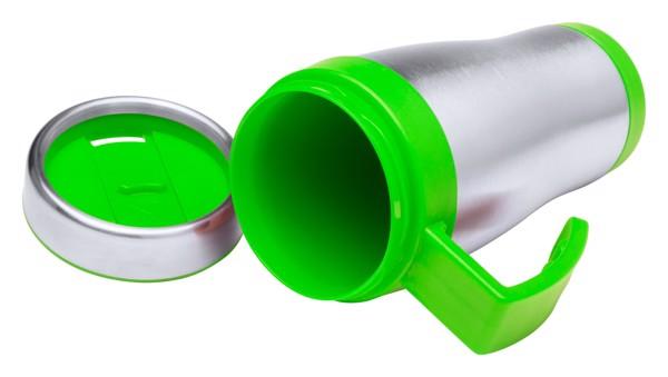 Termo Hrnek Carson - Limetková Zelená