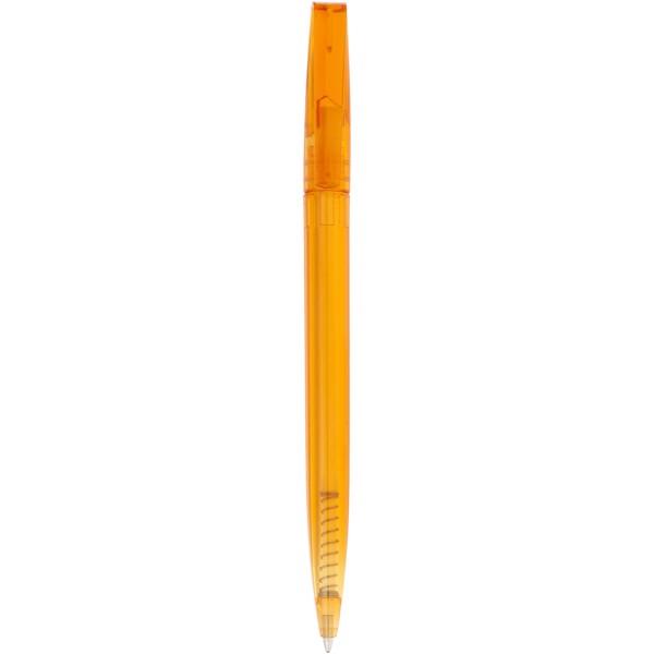Kuličkové pero London - 0ranžová