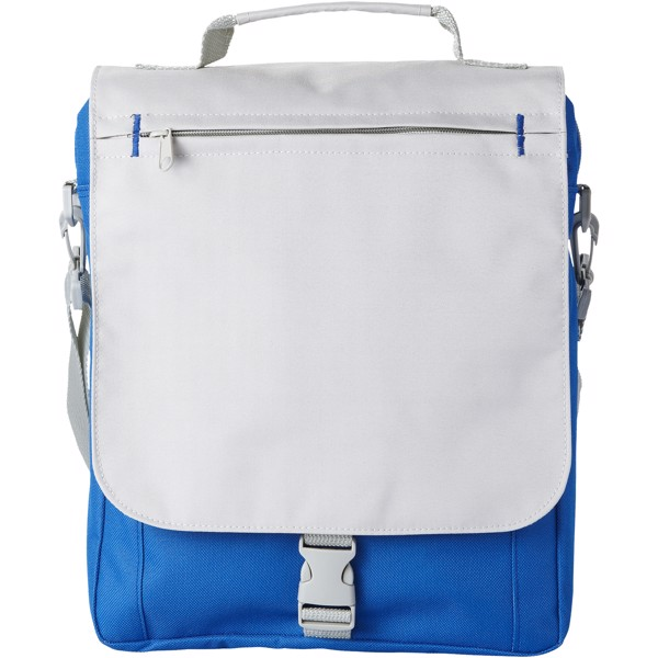 Philadelphia conference bag - Process blue / Light grey