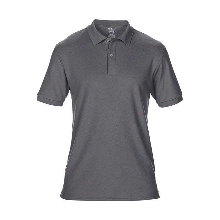 Men's Polo Shirt 207/220 g/m Dryblend Double Pique 75800 - Charcoal / S