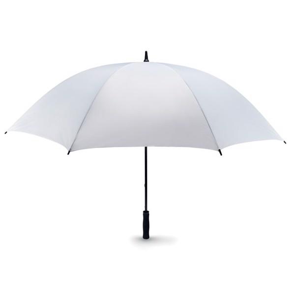 Parasol odporny na wiatr Gruso - biały