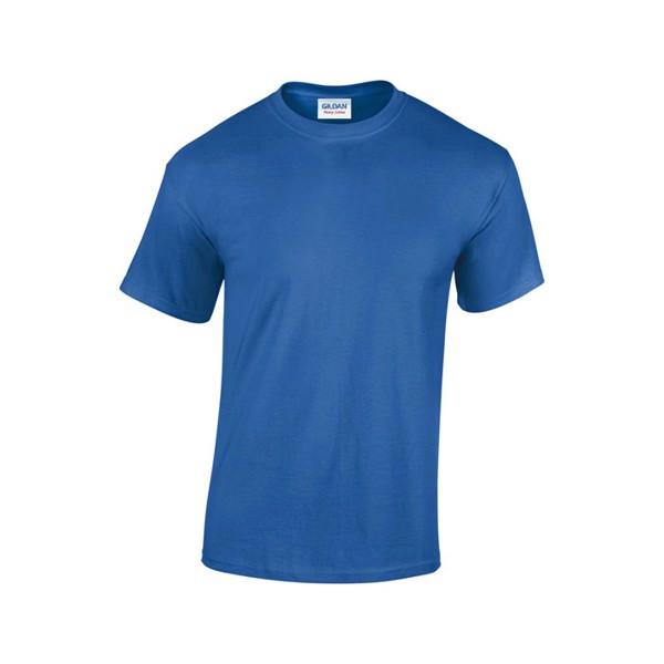 Tlusté tričko 185 g/m² Heavy T-Shirt 5000 - Royal / XL