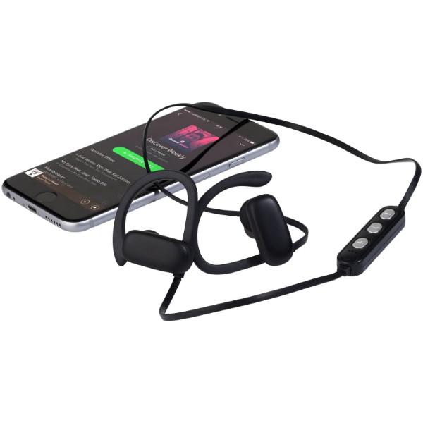 Sluchátka Brilliant se svítivým logem Bluetooth®