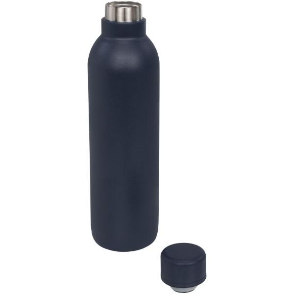 Vakuová sportovní termoska Thor 510 ml s měděnou izolací - Modrá