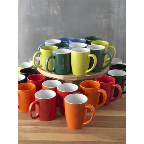 Medellin 350 ml ceramic mug - Lime