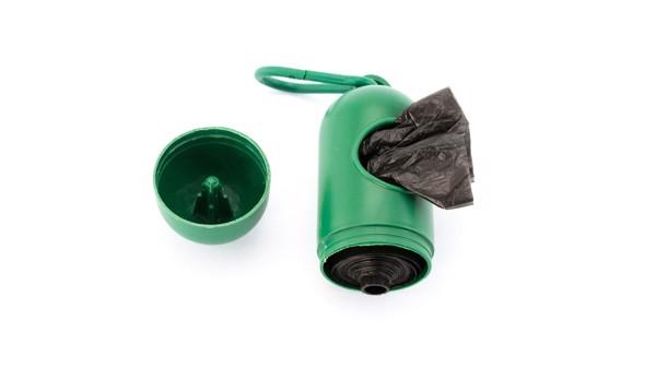 Dispensador Bolsas Yoan - Verde