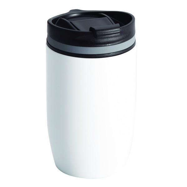 Kubek izotermiczny Syracuse 330 ml - Biały
