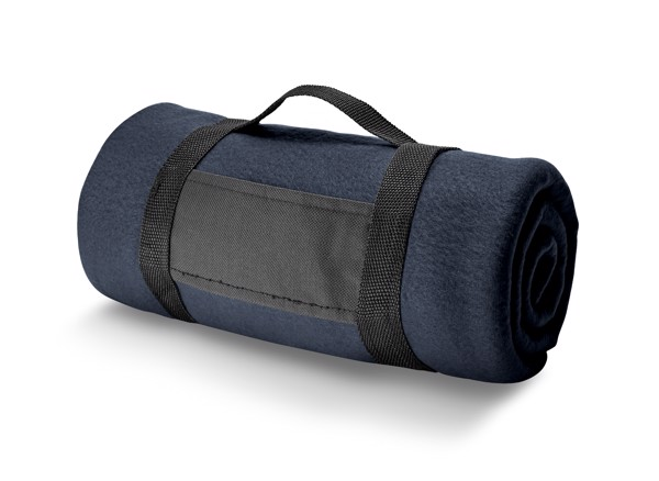 THORPE. Κουβέρτα 180 g/m² - Μπλε