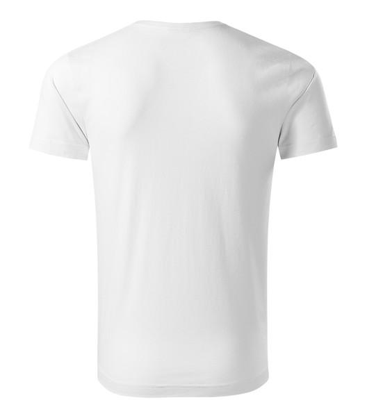 Tričko pánské Malfini Origin - Bílá / M